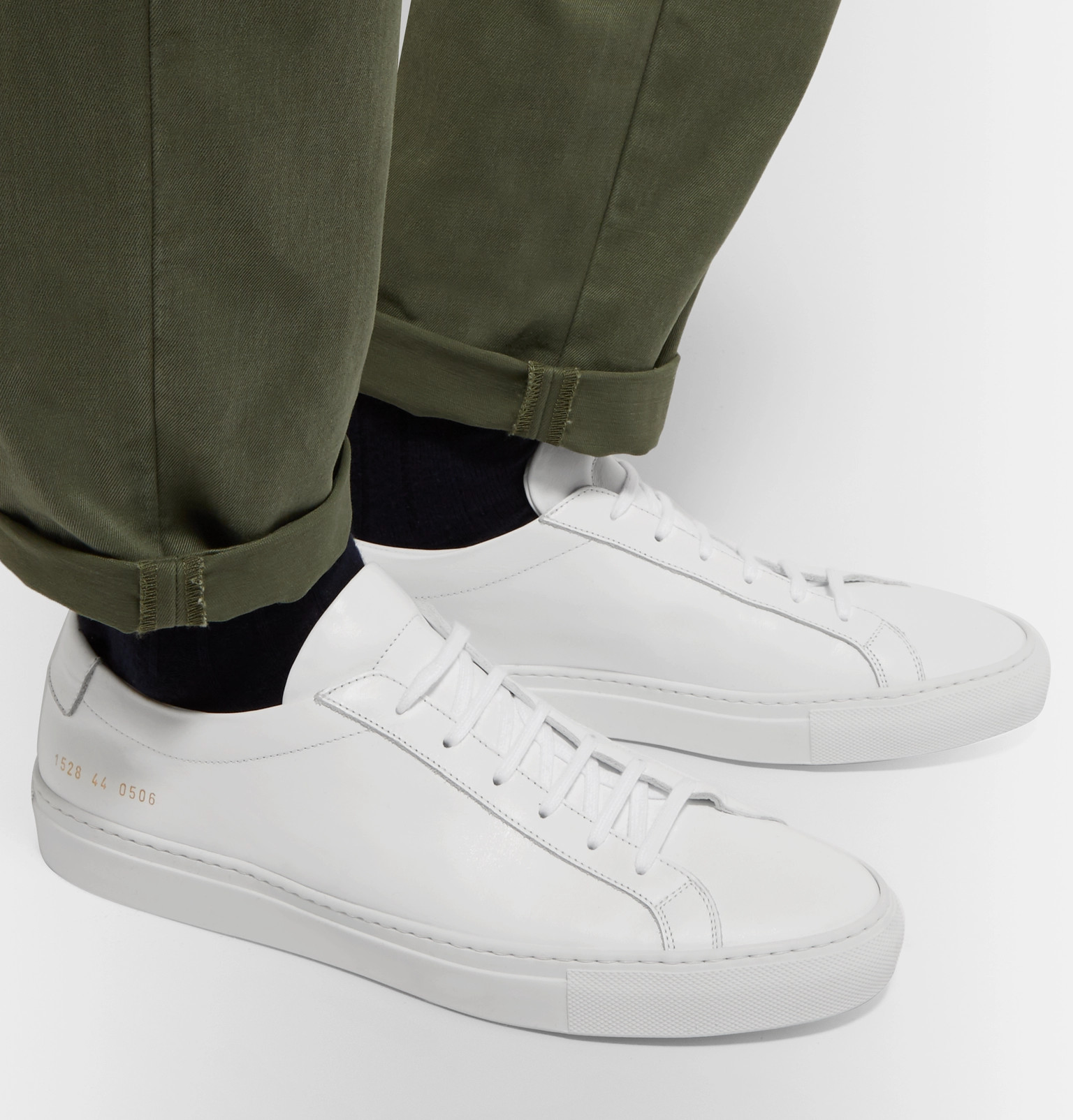 4b0931b9620b Common Projects - Original Achilles Leather Sneakers