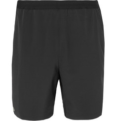 Lacoste Tennis - Novak Djokovic Mesh-Panelled Stretch-Jersey Tennis Shorts