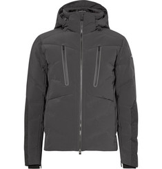 Kjus Linard Wool-Panelled Quilted Shell Down Ski Jacket