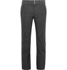 Kjus Nair Wool Blend-Panelled Ski Trousers