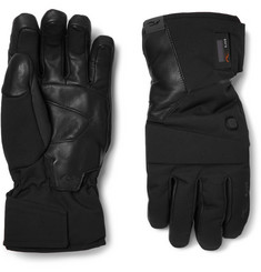 Kjus BT 2.0 Bluetooth Leather-Panelled Shell Ski Gloves