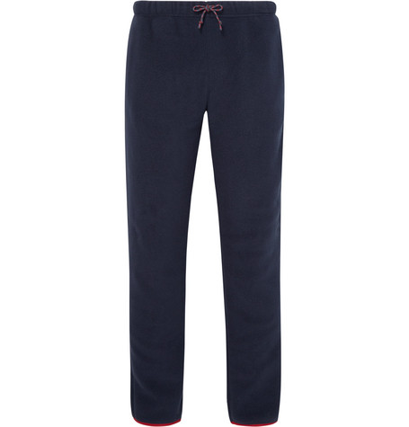 Patagonia Baggies Dwr-coated Shell Trousers In Midnight Blue