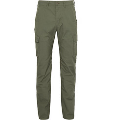 Patagonia Granite Park Organic Stretch Cotton-Blend Trousers