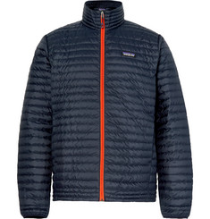 Patagonia - Quilted DWR-Coated Ripstop Shell Down Jacket
