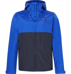 Patagonia - Torrentshell Waterproof H2No Performance Standard Ripstop Hooded Jacket