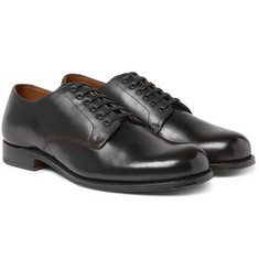 Grenson - Leo Leather Derby Shoes