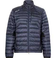 RLX Ralph Lauren - Pivot Packable Quilted Shell Down Golf Jacket