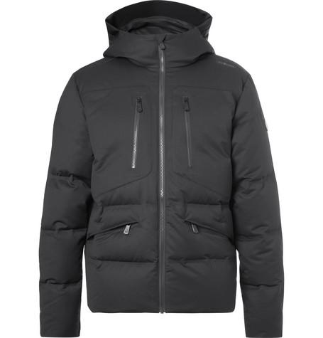 Sail Racing - Race Quilted Waterproof Wool-Canvas Down Jacket : quilted racing jacket - Adamdwight.com