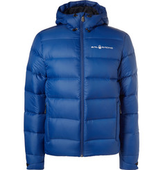 Sail Racing Gravity Quilted Ripstop Hooded Down Jacket