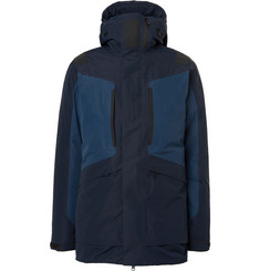 Sail Racing Pole Down GORE-TEX Down Parka
