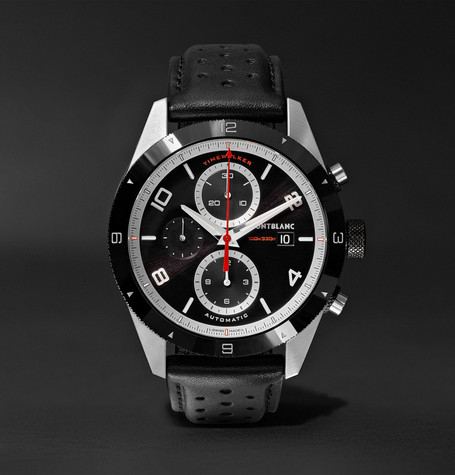 18f3113c6e1 Montblanc - TimeWalker Automatic Chronograph 43mm Stainless ...