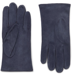 Anderson & Sheppard - Suede Gloves