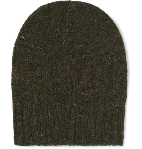 Donegal Wool And Cashmere-blend Beanie Anderson & Sheppard rva1I5v
