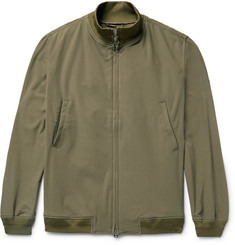 Beams Plus Stretch-Twill Blouson Jacket