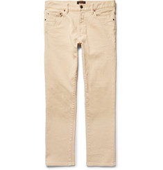 Beams Plus - Slim-Fit Cotton-Blend Trousers