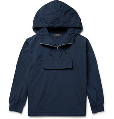 Beams Plus Shell Hooded Anorak