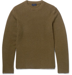 Joseph Ribbed Cashmere Sweater