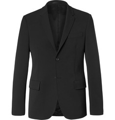 Joseph - Black Reading Stretch-Twill Suit Jacket