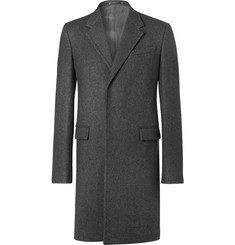 Jil Sander Felted-Wool Overcoat