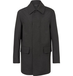 Jil Sander Water-Repellent Shell Raincoat