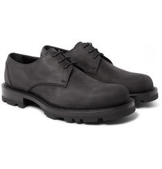 Jil Sander - Nubuck Derby Shoes