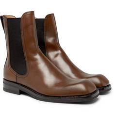 Dries Van Noten - Leather Chelsea Boots