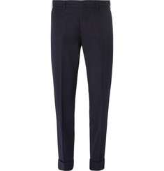 Dries Van Noten Philip Tapered Wool-Twill Trousers