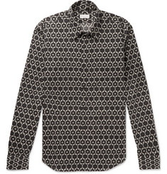 Dries Van Noten Slim-Fit Printed Cotton Shirt