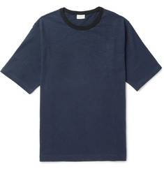 Dries Van Noten Holiday Oversized Slub Cotton-Jersey T-Shirt