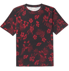 Dries Van Noten Slim-Fit Floral-Print Cotton-Jersey T-Shirt