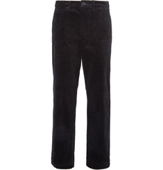 Junya Watanabe Wide-Leg Cotton-Blend Corduroy Trousers