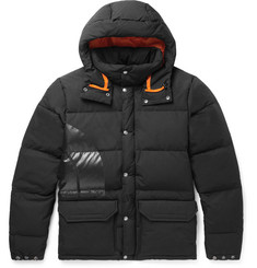 Junya Watanabe + North Face Canyon Cotton-Blend Down Jacket