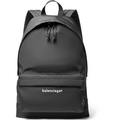 Balenciaga Explorer Printed Ripstop Backpack