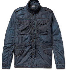 Tomas Maier - Distressed Shell Field Jacket