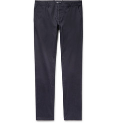 Tomas Maier New City Slim-Fit Stretch-Cotton Twill Chinos