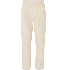 Arpenteur Service Tapered Cotton-Corduroy Trousers