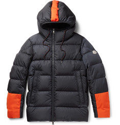 Moncler - Drake Quilted Shell Hooded Down Jacket