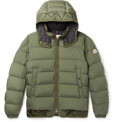 Moncler - Tanguy Quilted Shell Down Hooded Jacket