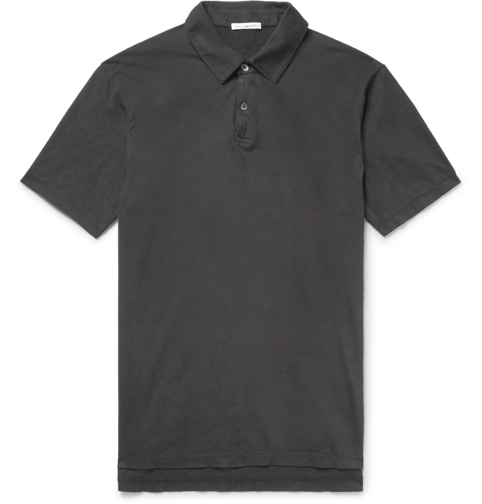 26086b102ef James Perse - Slim-Fit Supima Cotton-Jersey Polo Shirt