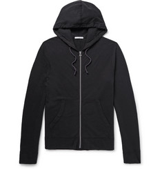 James Perse - Supima Cotton-Jersey Hoodie