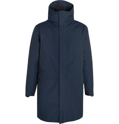 NN07 Bill Cotton and Nylon-Blend Shell Down Parka