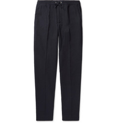 NN07 Glasgow Bouclé Drawstring Trousers