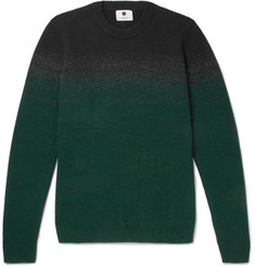 NN07 Antonio Dégradé Knitted Sweater