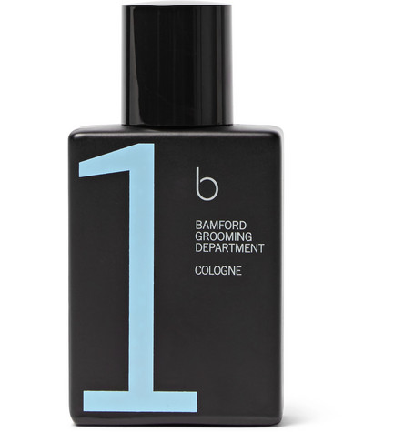 BAMFORD GROOMING DEPARTMENT EDITION 1 COLOGNE, 50ML