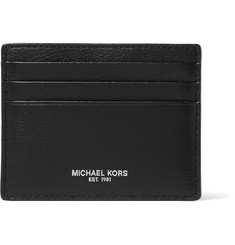 Michael Kors - Full-Grain Leather Cardholder