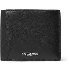 Michael Kors - Full-Grain Leather Billfold Wallet
