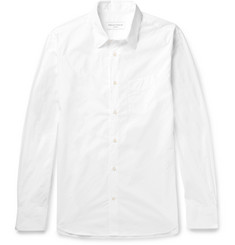 Officine Generale Benoit Cotton-Poplin Shirt