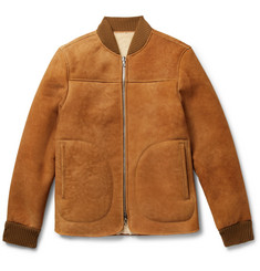 Officine Generale Ian Shearling Jacket