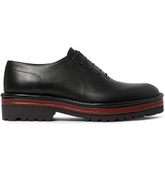 Maison Margiela Leather Oxford Shoes