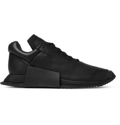 Rick Owens Runner Leather Sneakers